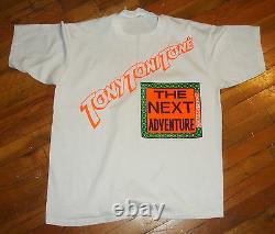 1980's TONY TONI TONE vtg rare 90's hip-hop soul concert tee t-shirt (XL) MINT