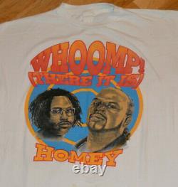 1993 TAG TEAM vtg rap hip-hop concert tee t-shirt (XL) Rare 1990's Miami Bass