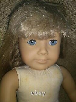 American Girl Pleasant Company White Body Kirsten Doll Original Vintage rare O-g