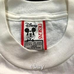 Deadstock Rare Vintage Disneyland Toon Town T-shirt