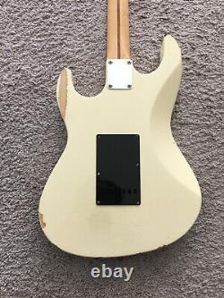 Fender Prodigy Stratocaster 1991 USA MIA Rare Vintage White Electric Guitar