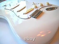 Fender Stratocaster ST-462 Japan MIJ Loaded Body Rare Hard To Find Hardtail