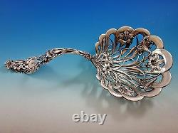 Lily by Whiting Sterling Silver BonBonniere Spoon 11 Rare Stunning