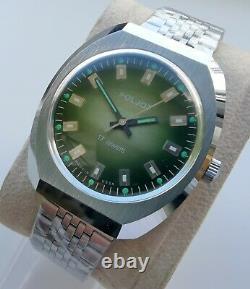 New Ultra Rare Old Stock Ussr Made Poljot Vintage Mechanical 2609 Men's Watch