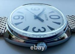 Old Stock Raketa Big Zero Rare Ussr Watch 2609 Ha Gorbachev Perestroika