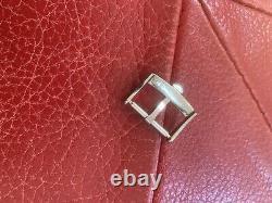 Original Rolex Buckle 18mm, White Gold 18 kt Ultra Rare
