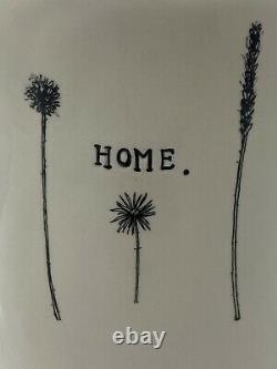RARE OG Vintage Rae Dunn Magenta Studios Tall Teapot HOME Ivory