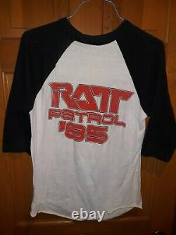 RATT 1985 Invasion of Your Privacy shirt rare vintage original XL