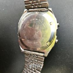 Rare 1982 Vintage CASIO Divers DW-1000 (280) Japan Y 36mm watch New Battery