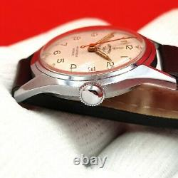 Rare Normandie Vintage New Old Stock 17 Jewels Swiss Made 32 MM