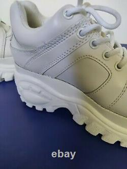 Rare VTG Retro Soda Platform Sneaker Shoes Women Size 6.5 New Old Stock