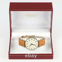 Rolex Precision. Ref 9022. 35mm. Rare Vintage. Circa 1940s-1950s Manual Winding