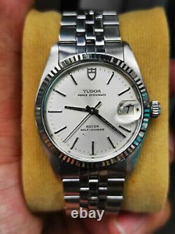 Super rare vintage Tudor Prince Oyster Date 74000 authentic swissmade mens watch