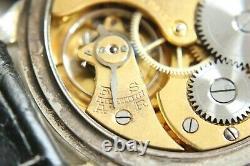 Vintage 1931` rare LUXURY Unique Men`s Swiss movement Marriage Wristwatch