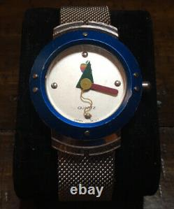 Vintage 1995 Apple Mac OS Quartz Watch Working First Ever Apple Watch Rare
