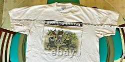 Vintage Alice In Chains J. J. Granville T Shirt Rare