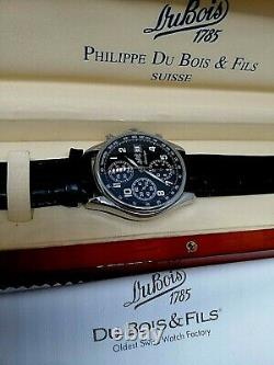 Vintage DuBois 1785 Automatic watch! Rare! Limited Ed. Original box and papers