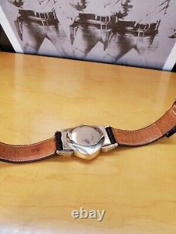Vintage Hamilton Pacermatic Extremely Rare Watch Origional Band
