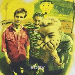 Vintage RARE Green Day 1994 Insomniac Tour T-Shirt