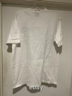 Vintage Ted Bundy T Shirt Xl Usa Single Stitch Serial Killer Promo Dahmer Rare