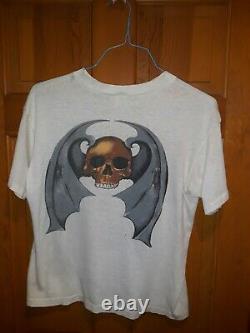 WASP 1984 self titled shirt vintage rare original XL metal hard rock